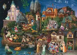 Fairy Tales Preschool Theme