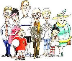 Families Preschool Theme