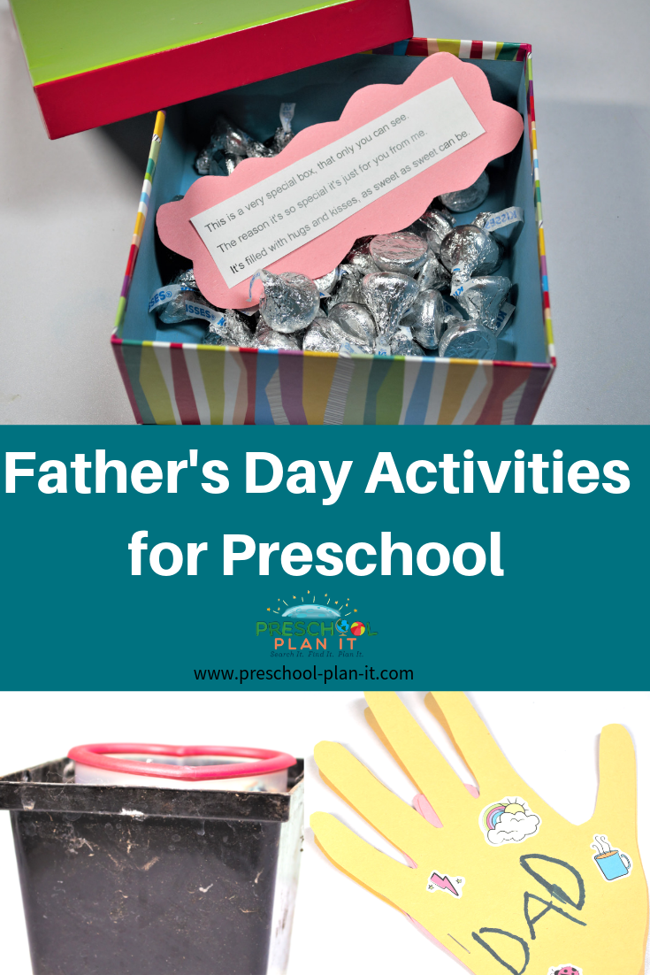 Father's Day Activities for Preschoolers