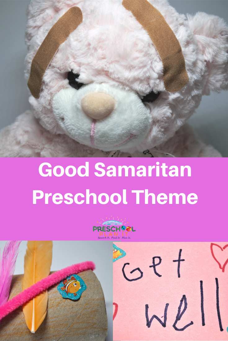 Good Samaritan Preschool Bible Theme