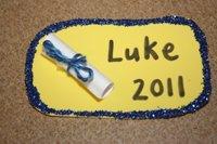 Preschool Graduation Craft