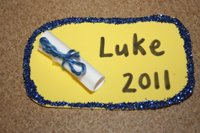 Preschool Graduation Craft