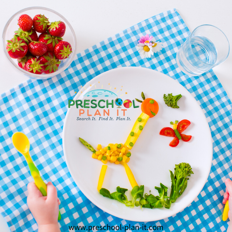 Healthy Snacks in Preschool