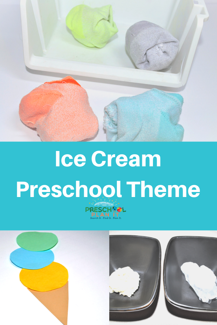 Ice Cream Preschool Theme
