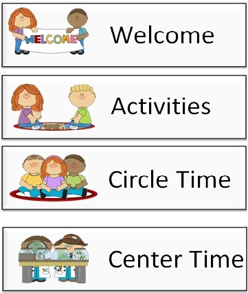Routine schedule anxiety kindergarten