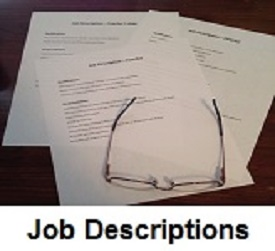 Preschool job descriptions are a vital part of any program.