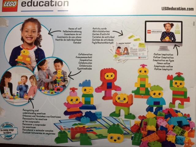 preschool legos