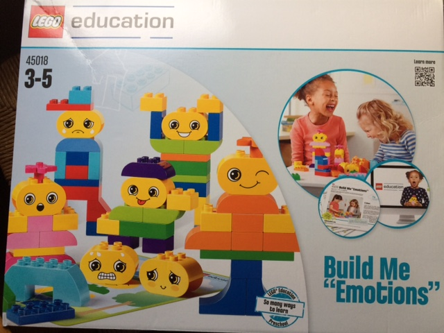 Preschool Legos- More than Building!