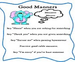 Manners Craft