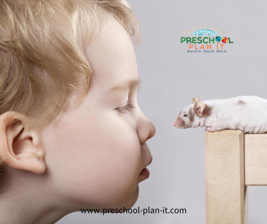Mice as Classroom Pets