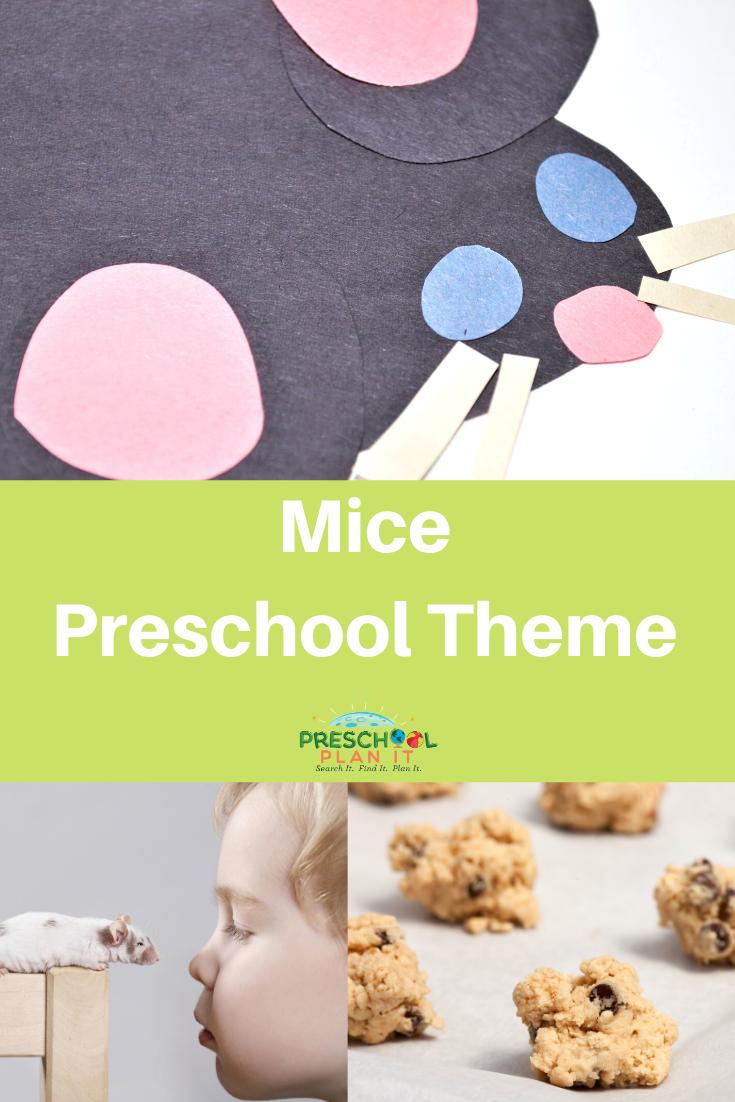 Mice Preschool Theme