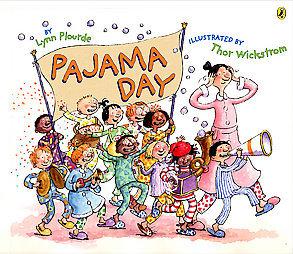 Pajamas Preschool Theme