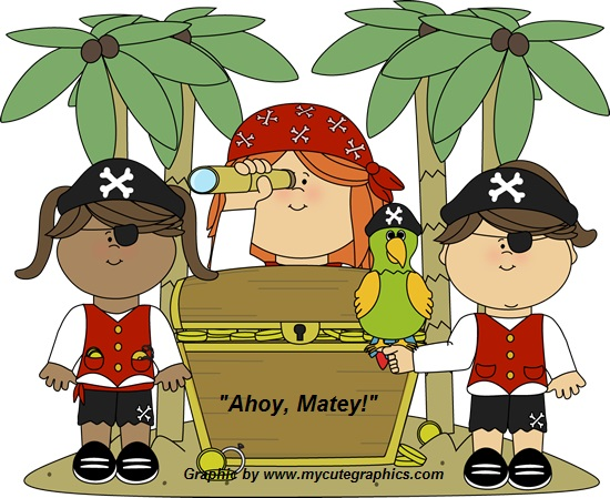 Pirates Preschool Theme