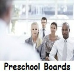 Learn the basics about preschool boards of directors.