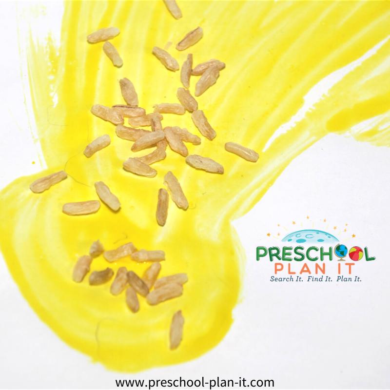 Preschool Chinese New Year Theme Art Activity