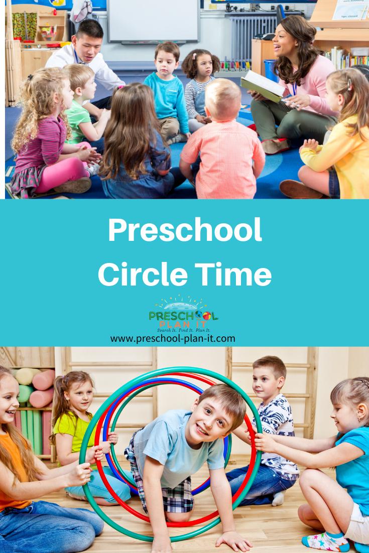 Preschool Circle Time Area