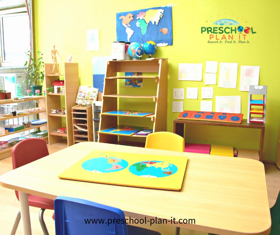 Preschool Classroom Design: Preschool Outdoor Activities