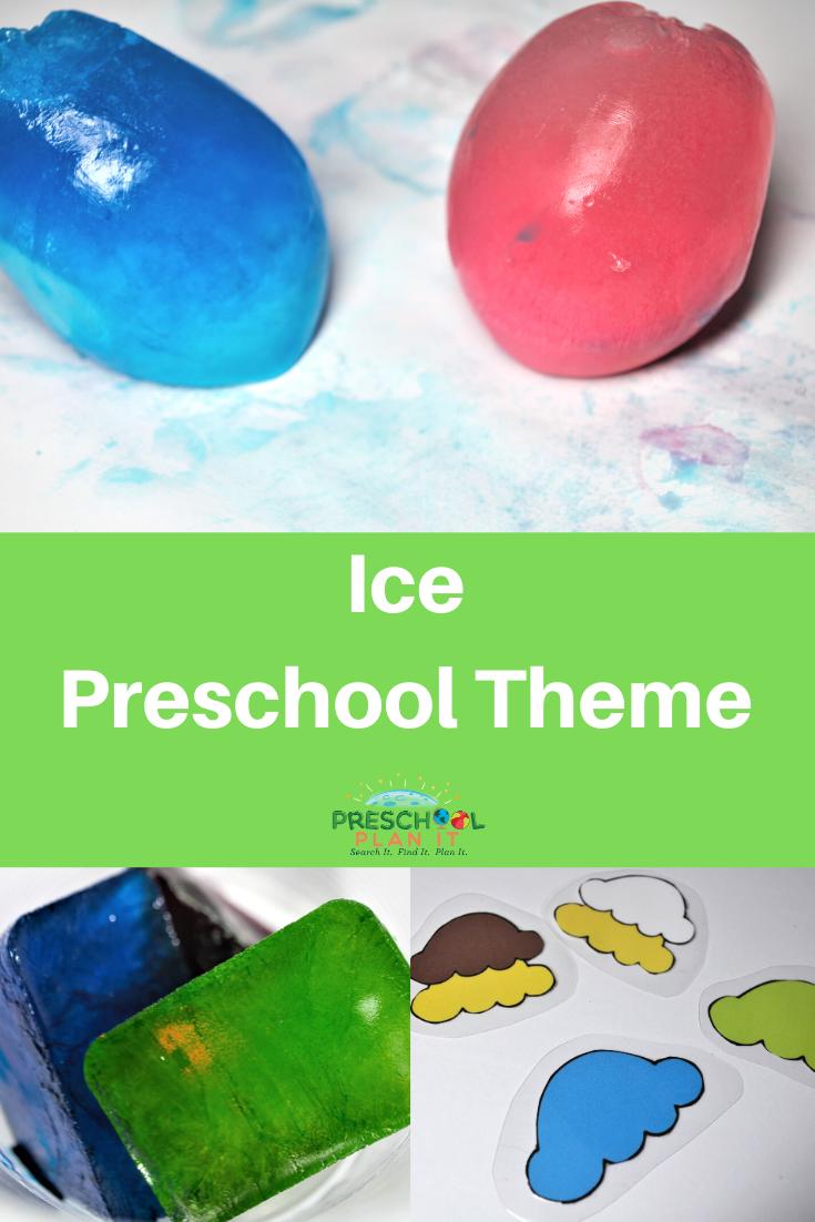 Preschool Ice Theme