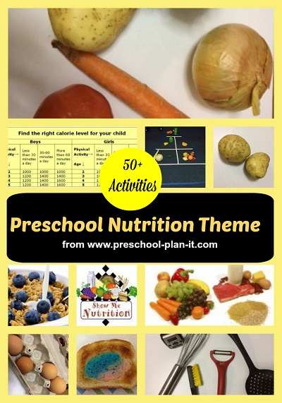 preschoolers nutrition the singing health lessons for 257