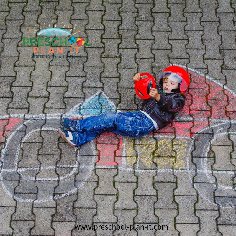 Preschool Outdoor Activities: Provide traditional outdoor items and more!