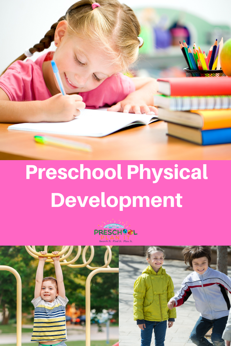 Preschool Physical Development