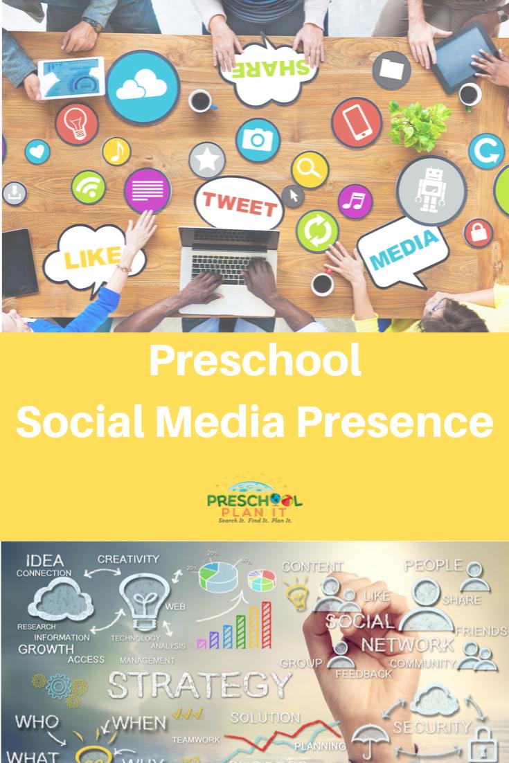 Preschool Social Media