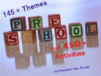 Preschool Themes and Lesson Plans