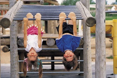 Your new playground is great--but how will it BENEFIT a family's child?