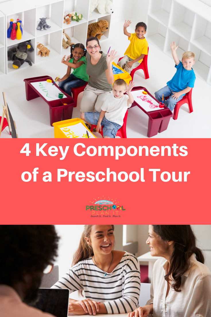 4 Key Components to a Preschool Tour