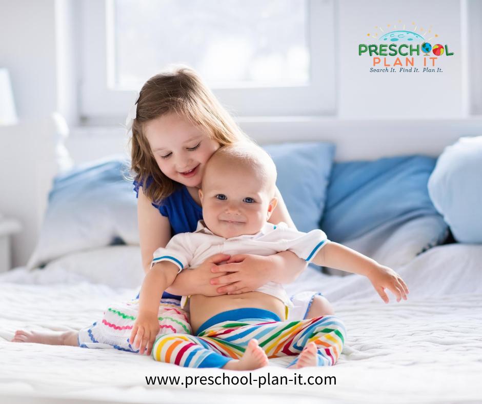 Preschooler and a new Baby