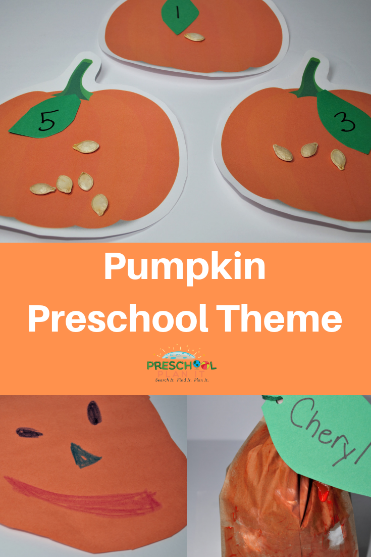 Preschool Pumpkin Theme Activities And Ideas For Your Classroom