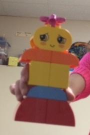 Preschool legos-Sad emotions