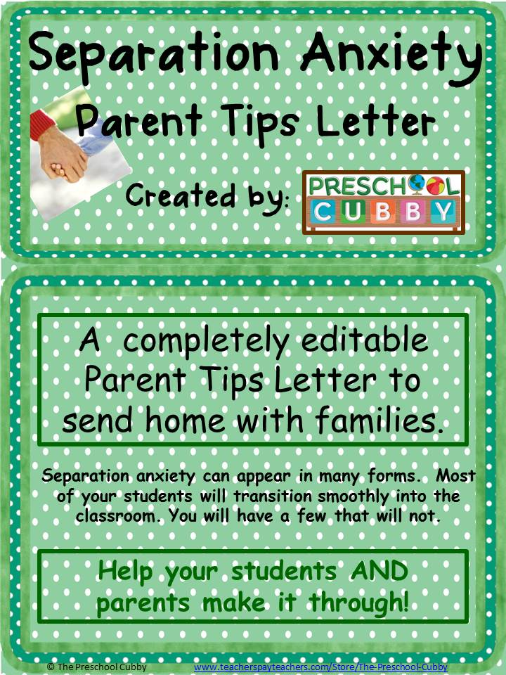 preschool resources for parents separation anxiety parent tips resource 431