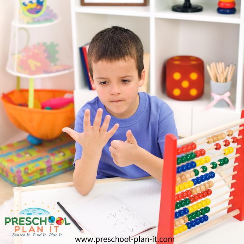 Teaching Preschool Math