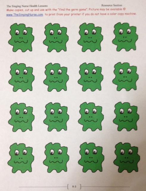 Germs Worksheet Preschool Activities. Germs. Best Free ...