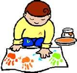Preschool Art Interest Center