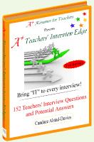 preschool teacher resume and interview tips