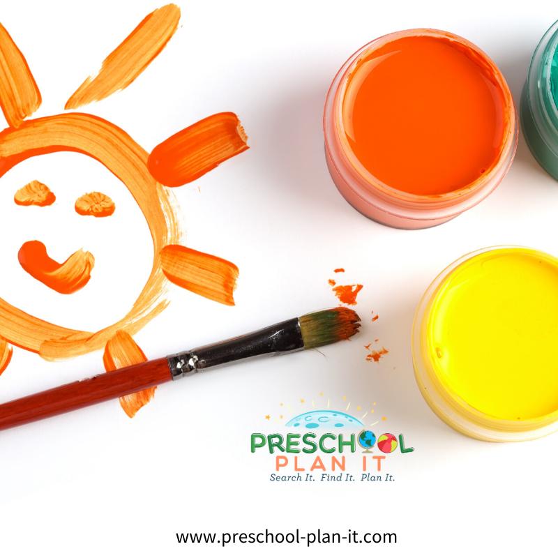 Art Easel for Preschool
