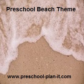 Preschool Beach Theme