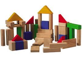 Preschool Blocks - Children do more than building in the Block Center!