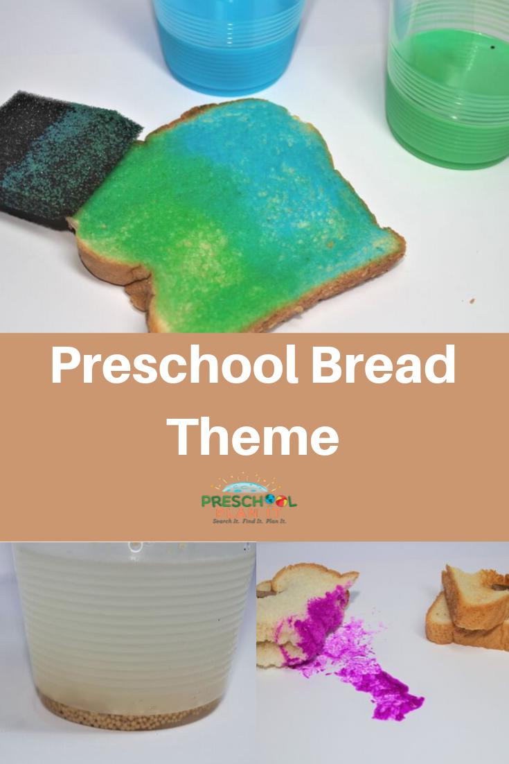 Preschool Bread Theme