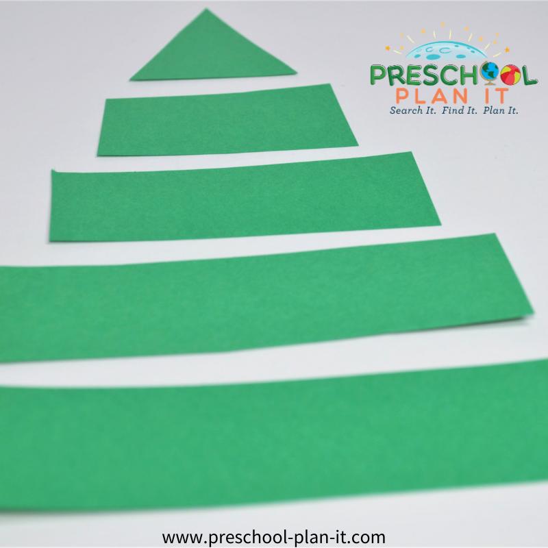 Christian Christmas Theme for Preschool Math Activity