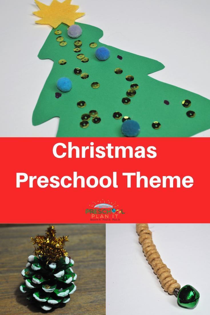 Christmas Preschool Theme