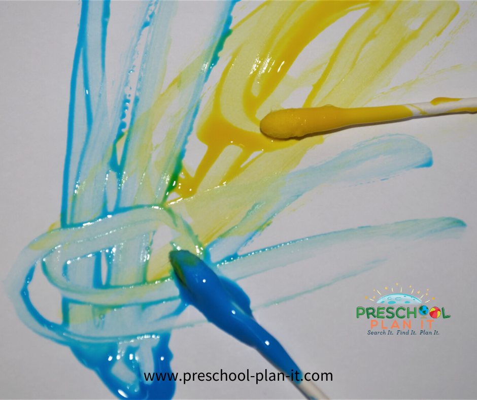 Community Helper Doctor Preschool Theme Painting Activity