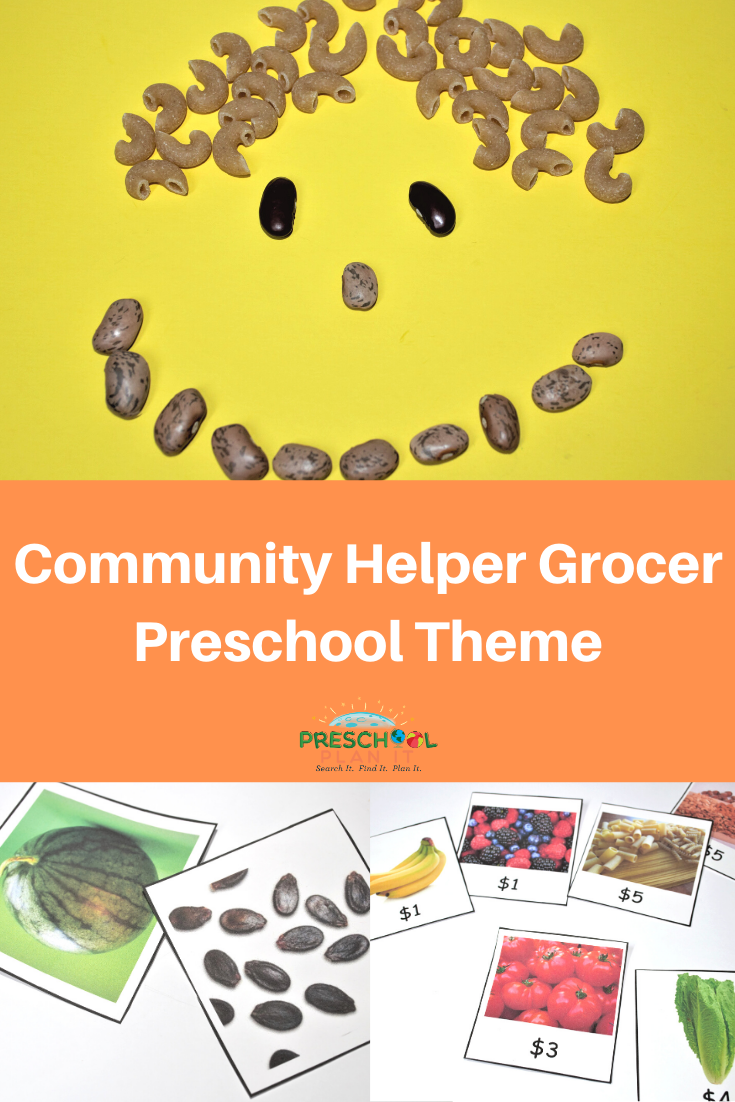 Community Helper Grocer Theme