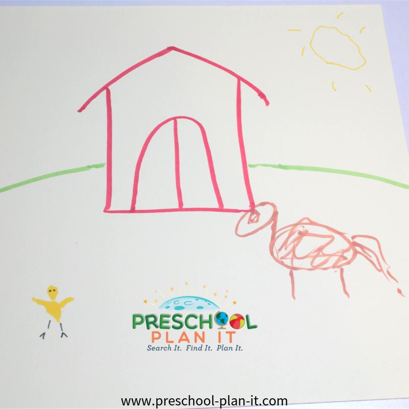 Farm Preschool Theme