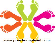 Fitness & Exercise Preschool Theme