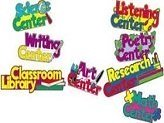 Preschool Interest Learning Centers