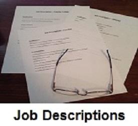 Preschool job descriptions are a vital part of any program.