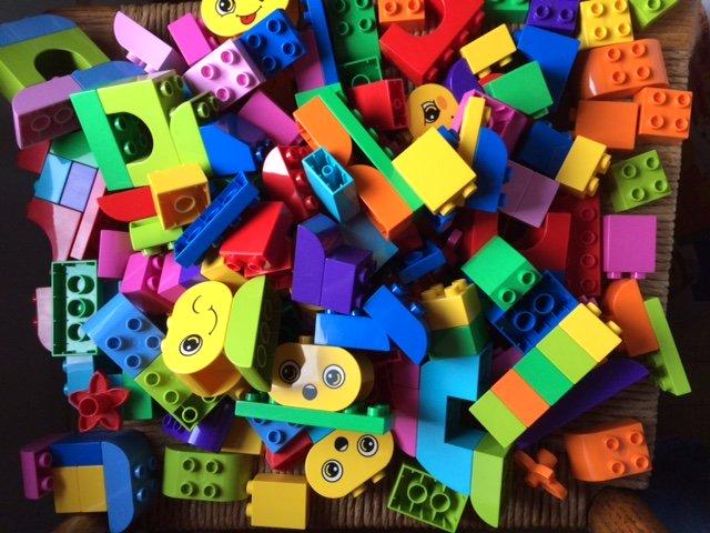 Lego Emotions Preschool Blocks
